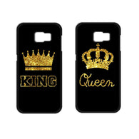 King & Queen Samsung Galaxy Cover - jrsupply