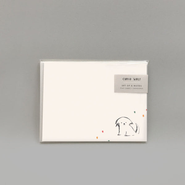 Noki Flat Note Cards