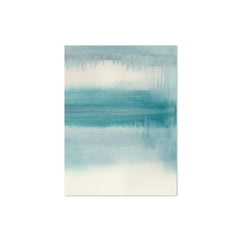 Ice Lake Blank Note Cards