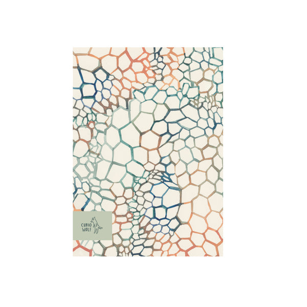 Honeycomb Blank Note Cards