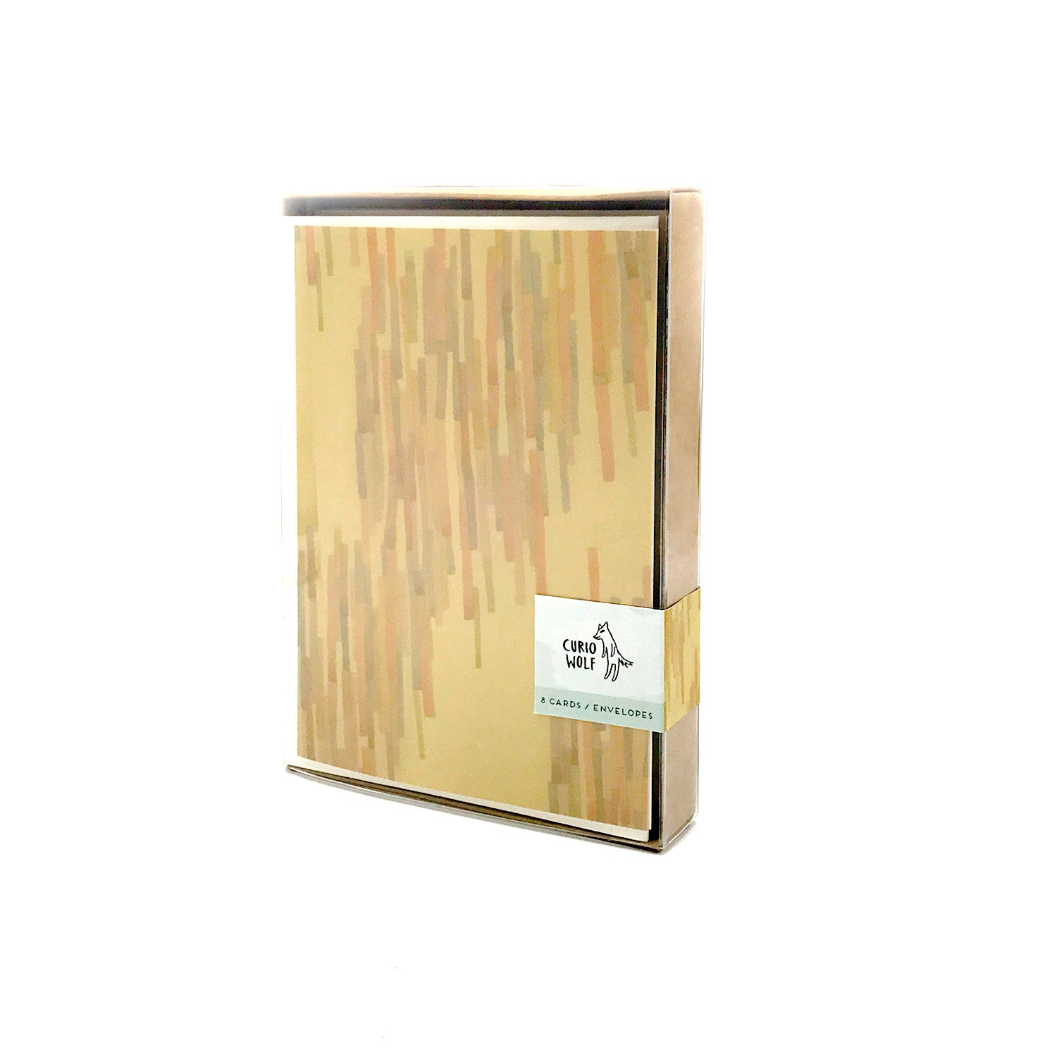 Matchsticks Blank Note Cards