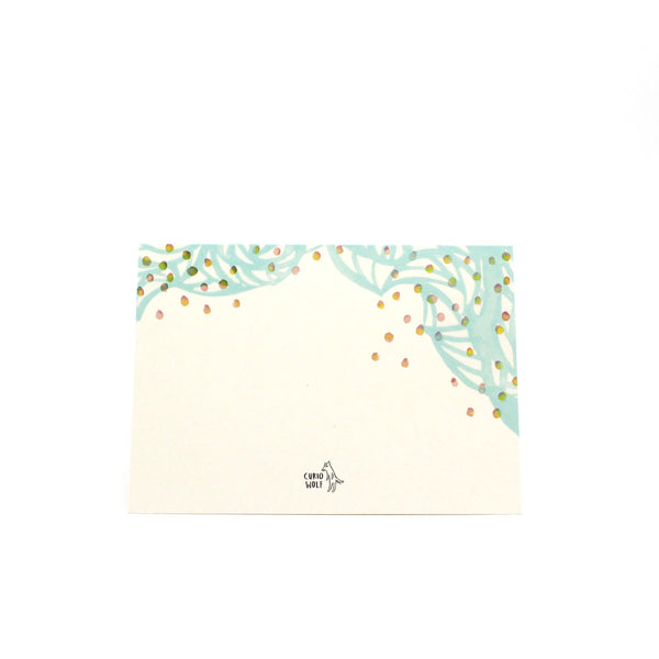 Roe Blank Note Cards