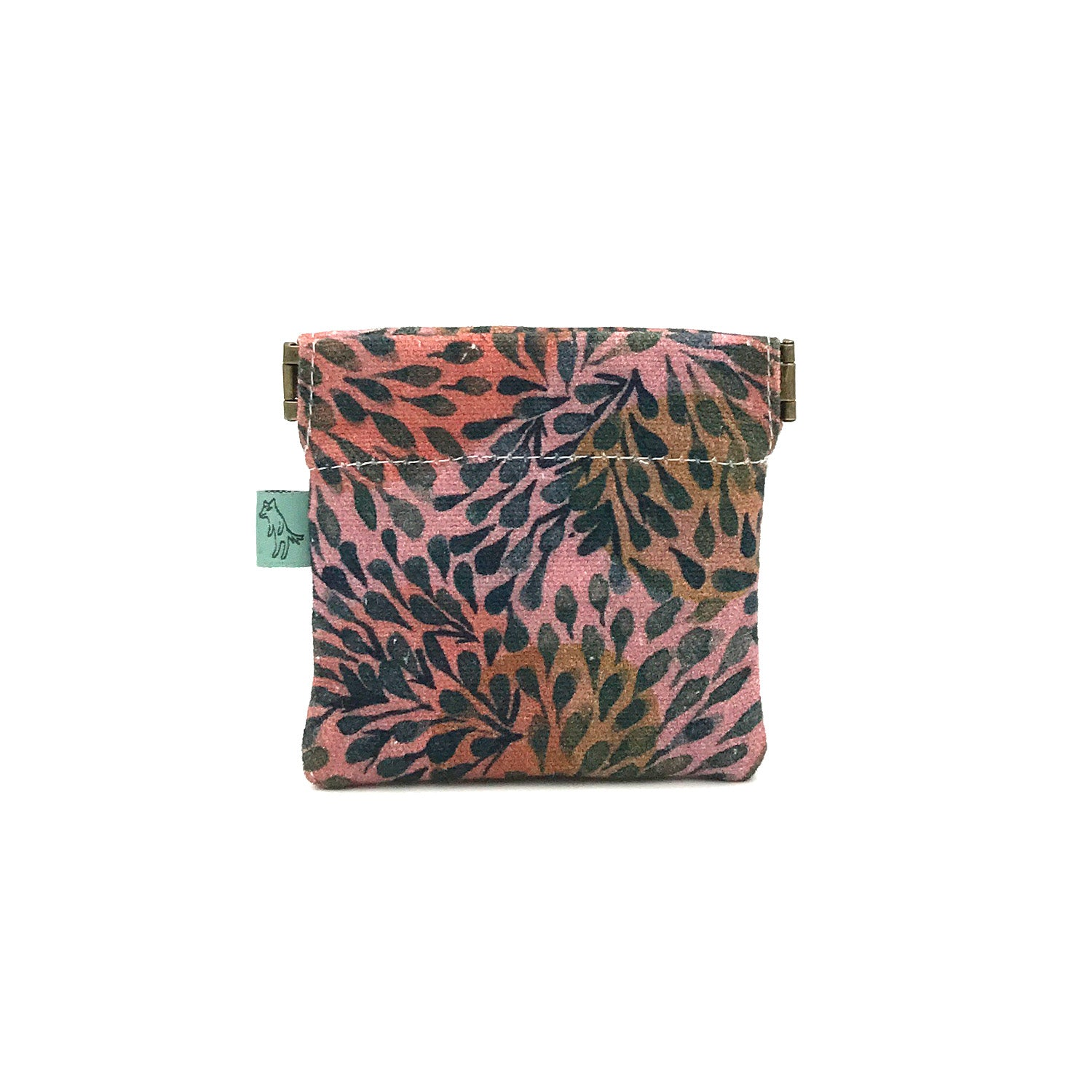 Flora Coin Pouch