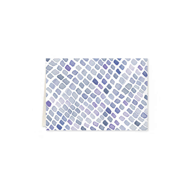 Mesh Folded Note Cards 1