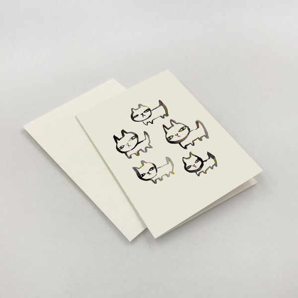 Rufus Folded Note Cards