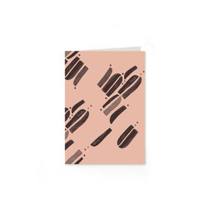 Imprint Folded Note Cards
