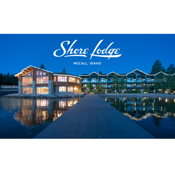 Shore Lodge - Gift Card