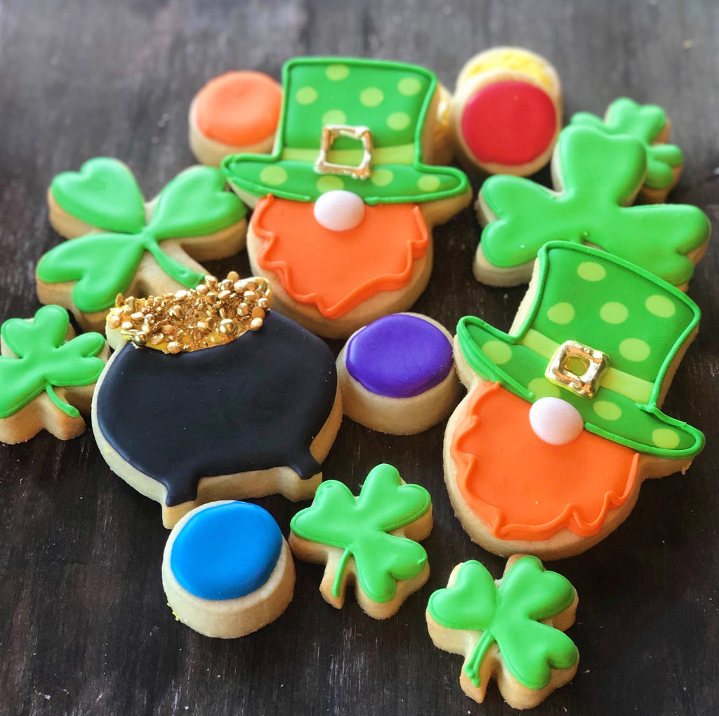 St. Patrick's Day Cookies (Pick Up 3/13)