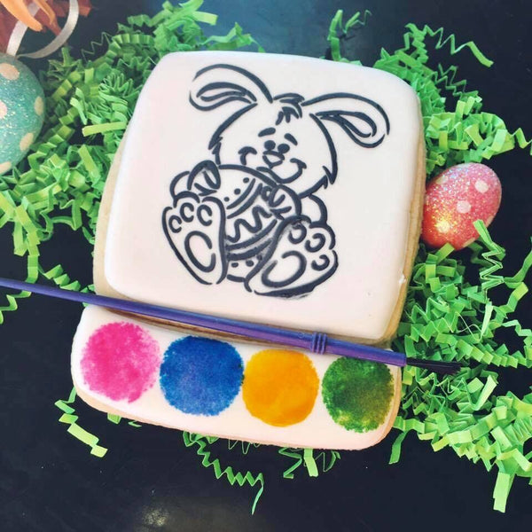 Paint Your Own Bunny