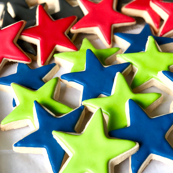 Simple Stars (Mini, Small, Medium)