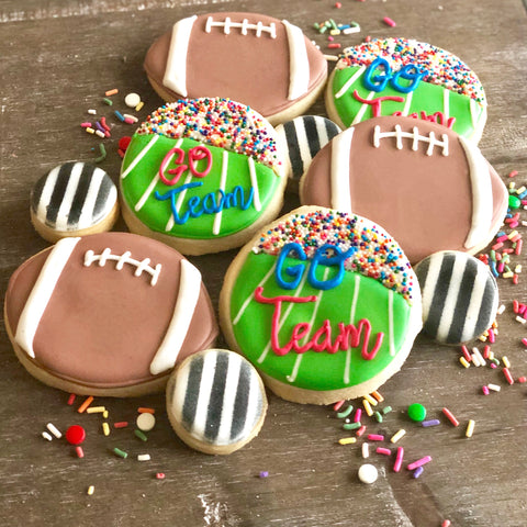 Big Game Cookies
