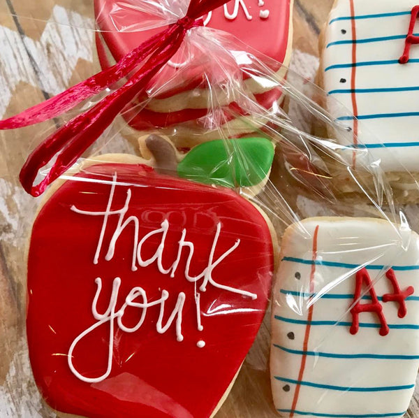 Individual Cookie Gift Wrapping (per dozen)