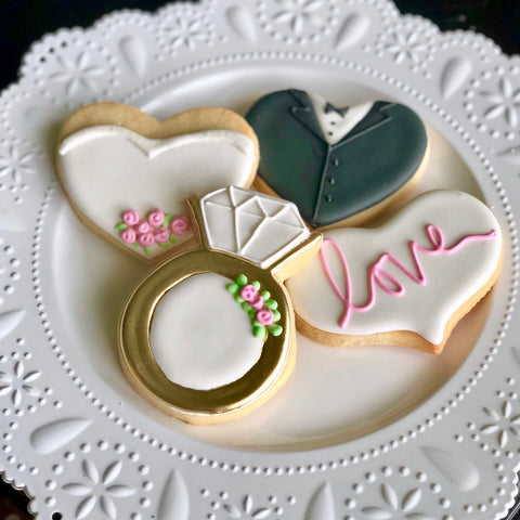 Wedding Cookies