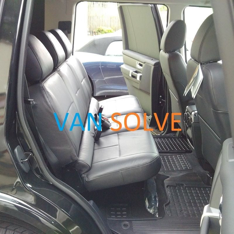 4X4 Van For Sale >> Land Rover Discovery commercial Deluxe Seat conversion ...