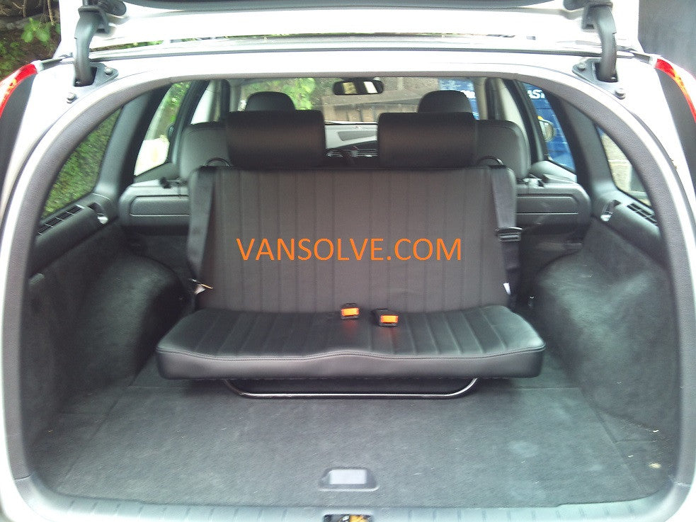 Land Rover Sport >> Volvo V70 7 Seat Conversion 2000 > 2007 inc. fitting – Van Solve