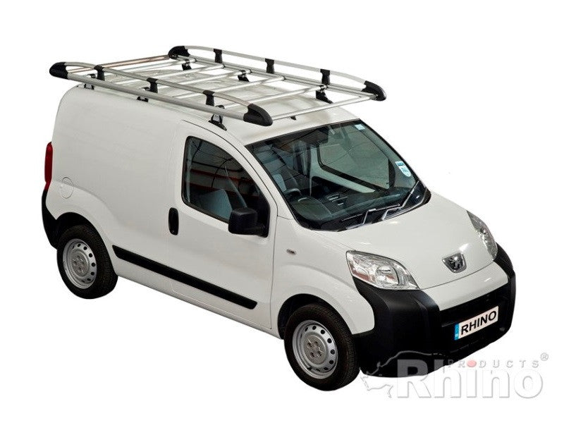 60c8c3db5da116 Citroen Nemo Aluminium Roof Rack 2008   onwards – Van Solve