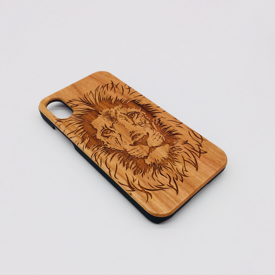 iPhone X Case | Lion (slim back)