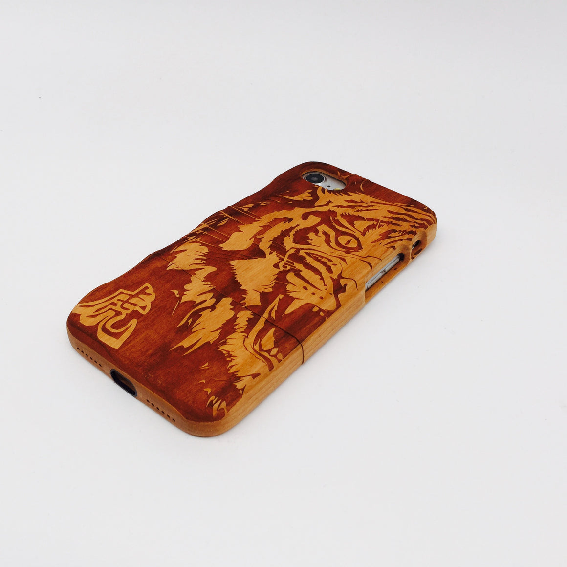 Jungle tiger | iPhone 7 / iPhone 7 Plus - Wood Case Australia