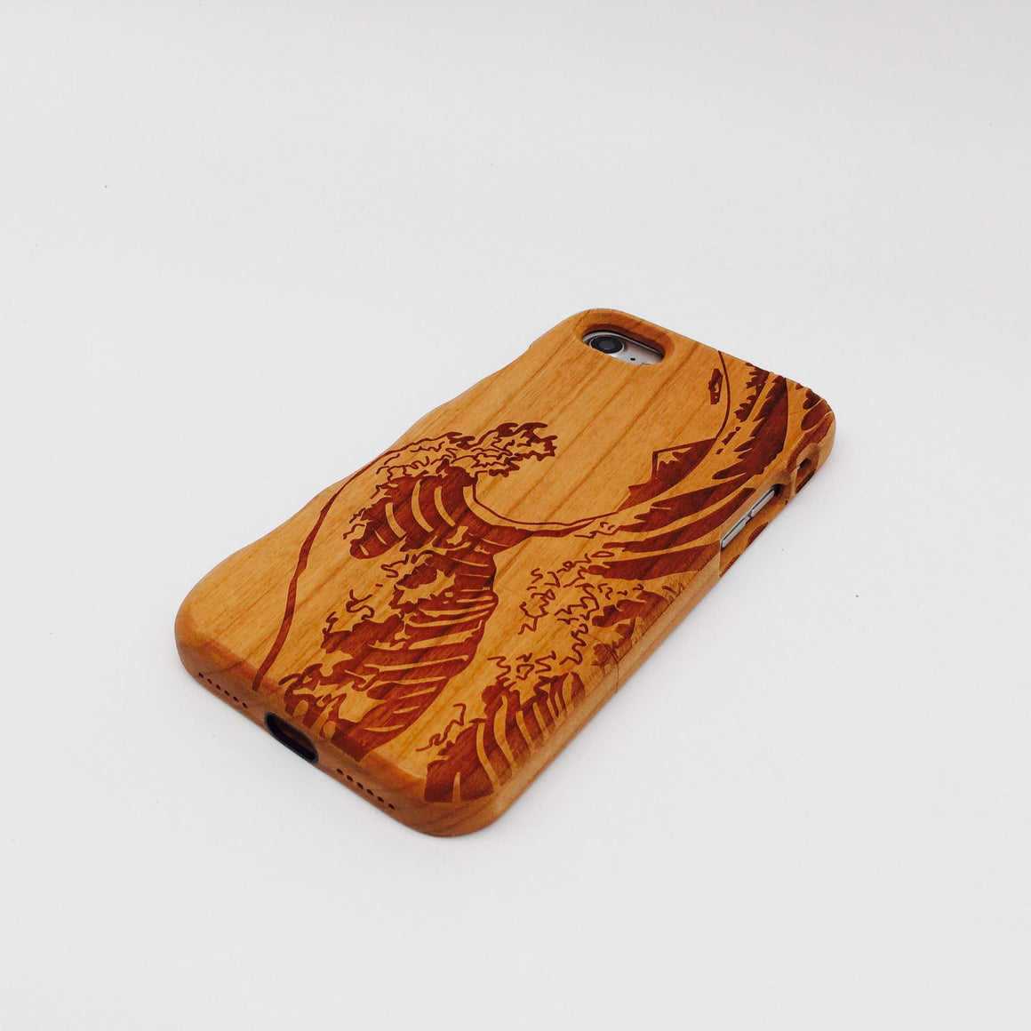 The great wave | iPhone 7 / iPhone 7 Plus - Wood Case Australia
