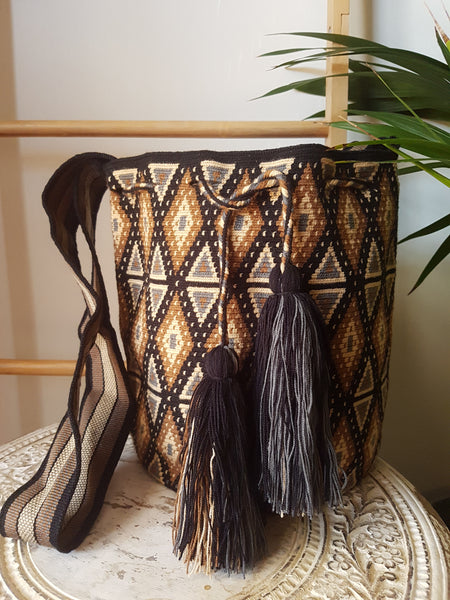 Wayuu Mochila 1 Thread (Large)
