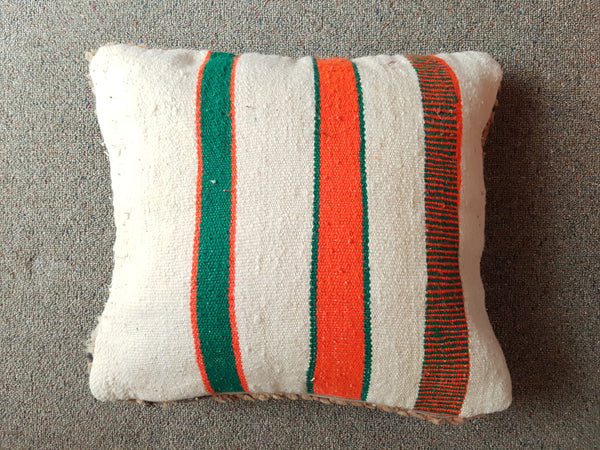 Moroccan Vintage Pillow Cushion Cover - MULAWWAN