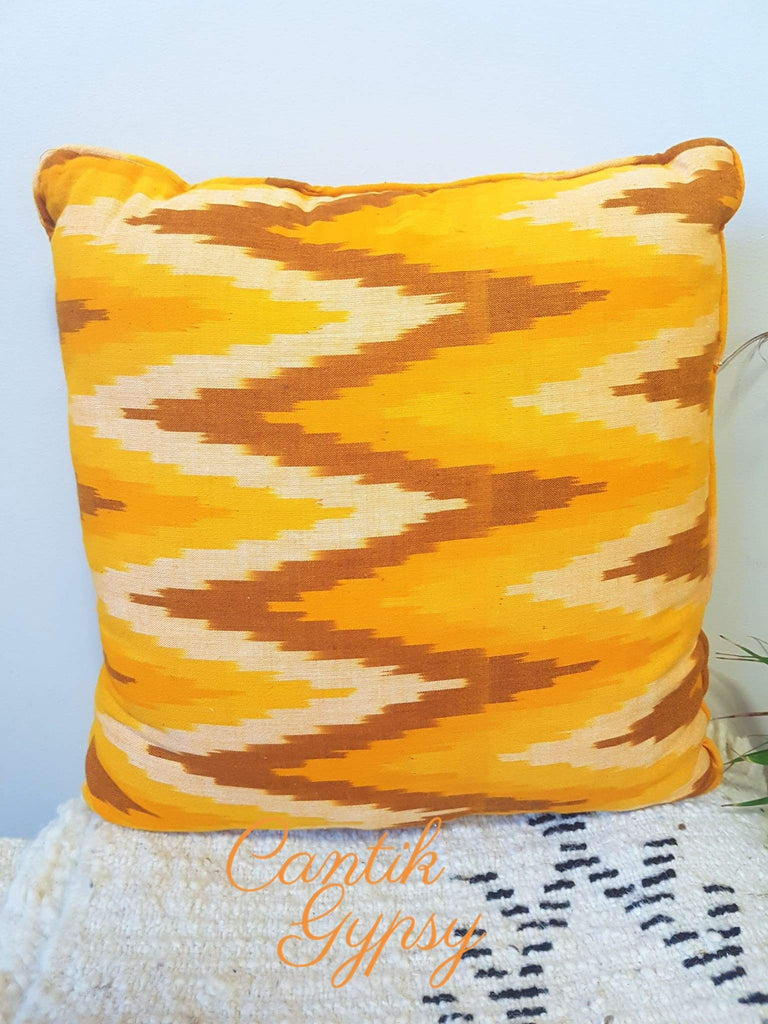 Cantik Gypsy Exclusive Cushion Cover- Chevron Covers