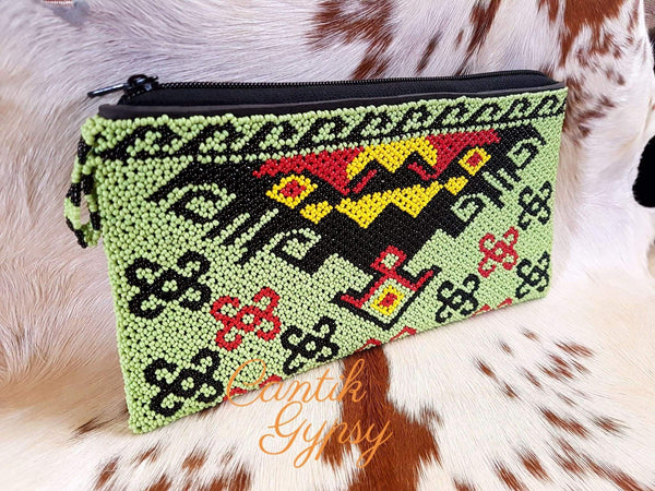 Cantik Gypsy Gadong Wristlet Borneo Collection