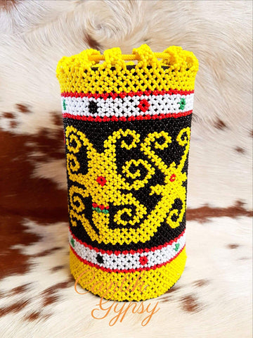 Cantik Gypsy Miniature Borneo Bucket - Kuning Collection