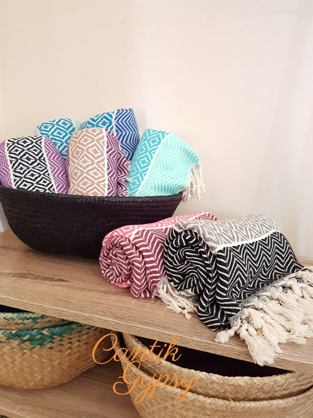 Premium Turkish Towel - Mint Ii Accessories