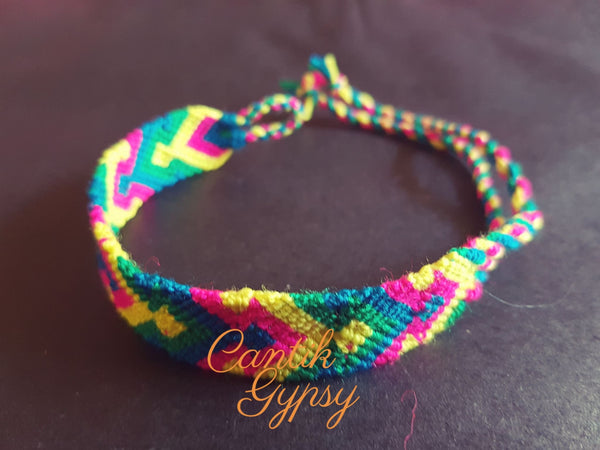 Pulcheras Wayuu - Medium Width Bracelet Summer Accessories