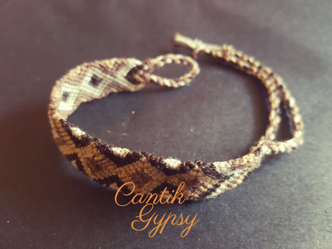 Pulcheras Wayuu - Medium Width Bracelet Winter Accessories