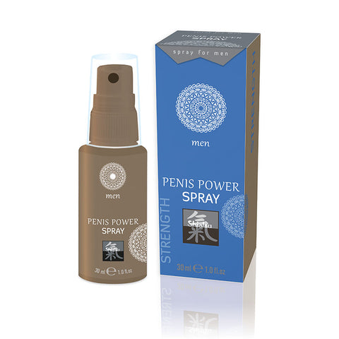 SHIATSU Penis Power Spray