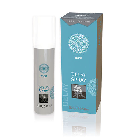 SHIATSU Delay Spray