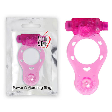 Adam & Eve Power O Cock Ring