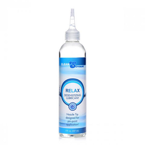 CleanStream Relax Desensitising Lubricant with Nozzle Tip