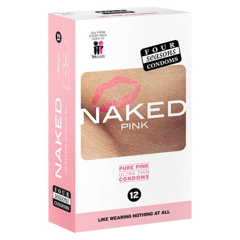 Naked Pure Pink