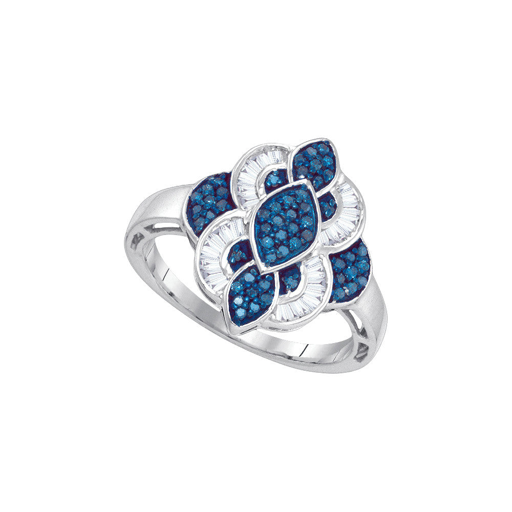 mounted diamond supersized cut ct ring cushion jewelry on colored rings setting blue the platinum is with a diamonds surrounded news network clarity from gray natural in fancy