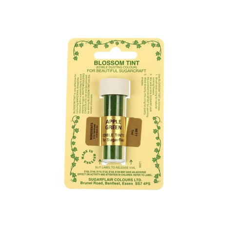 DUSTING COLOUR BLOSSOM TINT - APPLE GREEN (7ML)