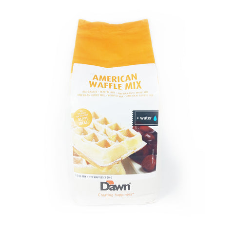 DAWN INSTANT WAFFLE MIX