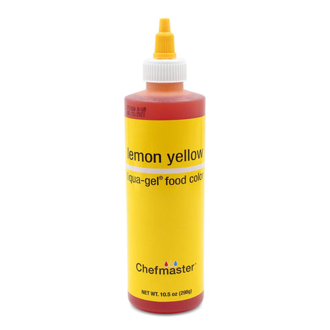 LIQUID COLORS-WATER BASED (LIQUA GEL) LEMON YELLOW