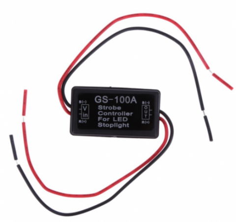 Flash Strobe Controller Flasher Module 12-24V | EACH
