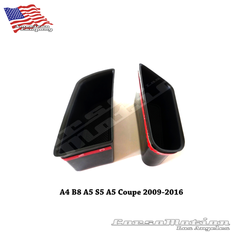 Audi A4 B8 A5 S5 A5 COUPE 2009-2016 Door Handle Storage Box Container Holder Trays