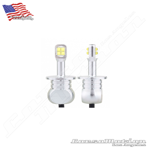 H3 CREE LED Foglights, 1960LM/Set, 12V | PAIR
