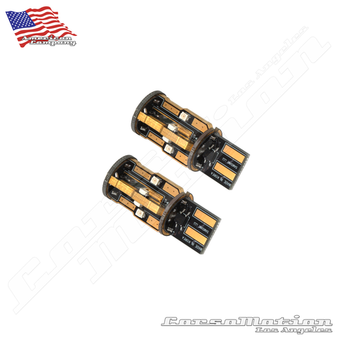 T10 168 194 158 2825 Wedge base bulbs 2P | PAIR