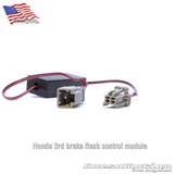 Plug and Play LED 3rd brake flash control modules for Honda LED 3rd brake | EACH