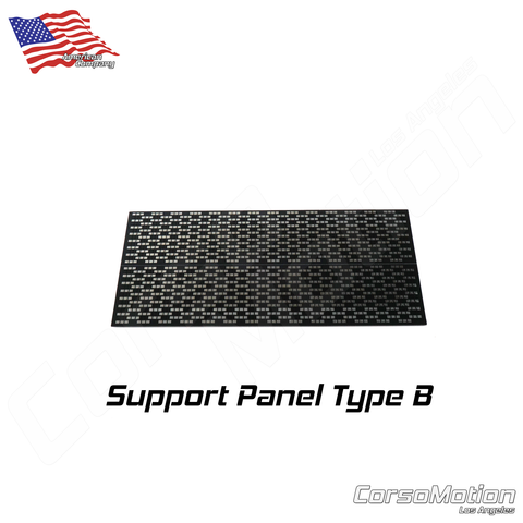 Support Panel Type-B for 600mil Custom Made Board