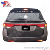 Honda Odyssey POWER LED rear bumper reflectors in OEM Housing, 11 12 13 14 15 16 17