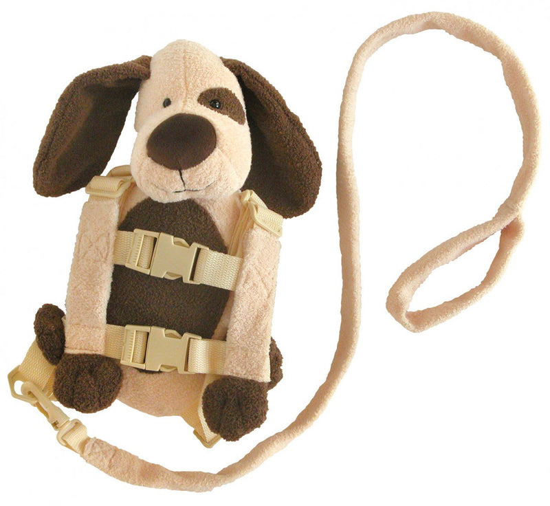 Playette 2 in 1 Harness Buddy - Rusty Patches Puppy