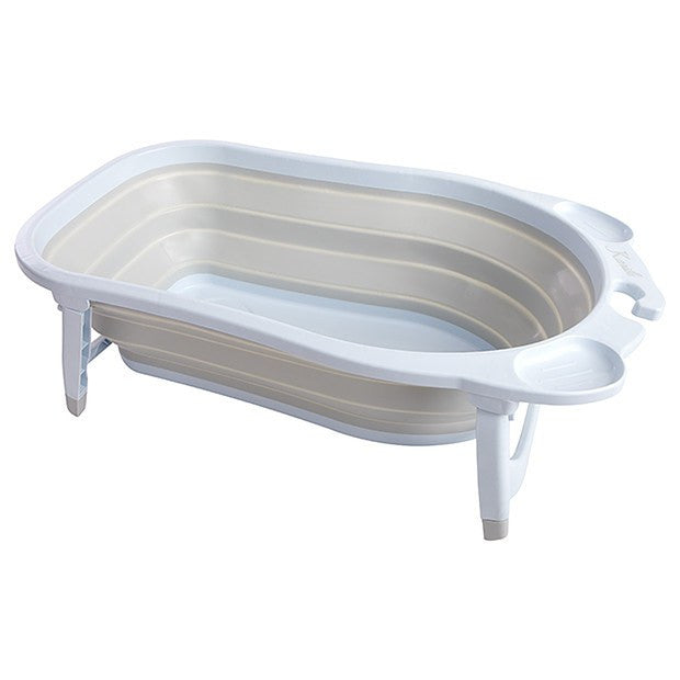 Roger Armstrong Flat Fold Bath - White