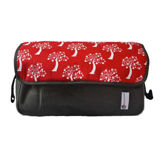 Babychic Pram Organiser Red Apple Tree